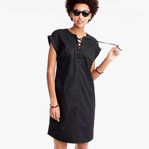 J. Crew minimal shift dress